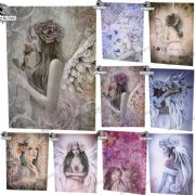 JESSICA GALBRETH Divine Melody Angel Greeting Card